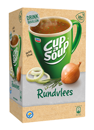 Unox Cup-a-Soup Drinkbouillon Sachets Rundvlees 26 x 175ml