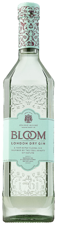 Bloom Premium Dry Gin 70 cl