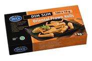 Duca Oriental prawn roll 100 x 10 gram