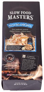 Pulled Chicken DV ( 2 x 500 gr)