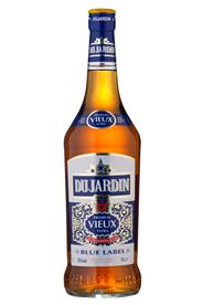 Dujardin Premium Vieux Extra Blue Label 1 L