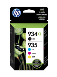 HP 934XL/935XL Inktcartridge multipack