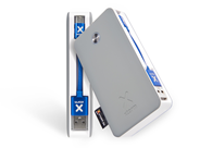 Xtorm Travel 6700 Lithium-Ion (Li-Ion) 6700mAh Grijs, Wit powerbank