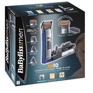 BaByliss E836XE Grooming & styling set X-10