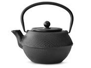 Bredemijer Theepot Jang Single teapot 1200ml Black