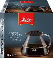 Melitta Pour over Glazen koffiekan 0,7 liter