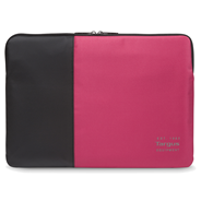 "Targus Pulse Laptopsleeve 14"" roze"
