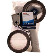 Sigma Dispenser + 2 rollen tape