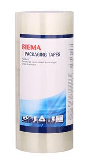 Sigma Verpakkingstape transparant 5 stuks