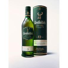 Glenfiddich 12 years old Signature malt 6 x 700 ml