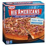 Dr. Oetker Big Americans Tuna Melt 490 g
