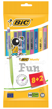 BIC Bl x8+2 Matic Combos