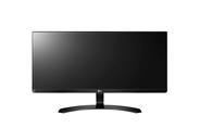 "LG 29UM59-P 29"" Wide Quad HD IPS Zwart Flat computer monitor"