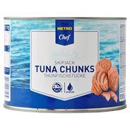Metro Chef Skipjack tonijnstukken in water 1,7 kg