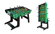 Opvouwbare voetbaltafel