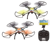 Sky Quest Ax-13 drone camera met WiFi 2.4GHz