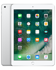 "Apple iPad 9.7"" WiFi 32GB zilver"