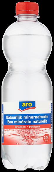 Aro Water koolzuurhoudend 500 ml