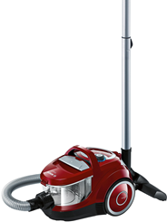 Bosch BGS2UALL2 Zakloze stofzuiger rood - A