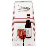 Liefmans Fruitesse on the rocks fles 24 x 250 ml
