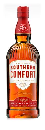 Southern Comfort 35% fles 1 liter