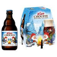 N'Ice Chouffe 4 x 33 cl