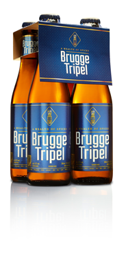 Brugge Tripel fles 24 x 330 ml