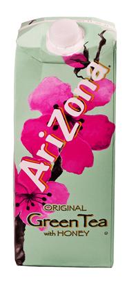 AriZona Ice tea Green tea 8 x 1,5 liter