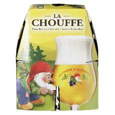 La Chouffe fles 24 x 330 ml