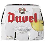 Duvel Belgisch bier fles 33 cl