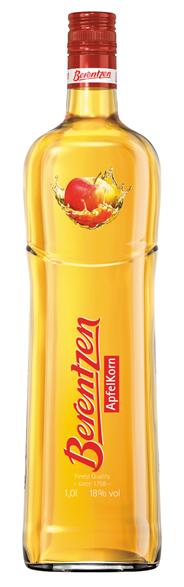 Berentzen ApfelKorn 6 x 1 liter