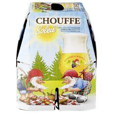 Chouffe Soleil fles 24 x 330 ml