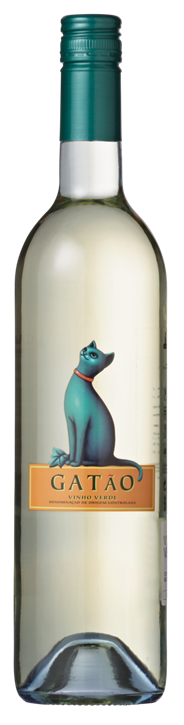 Gatão Vinho Verde 6 x 750 ml