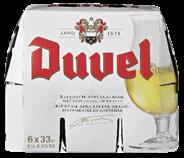 Duvel fles 6 x 330 ml