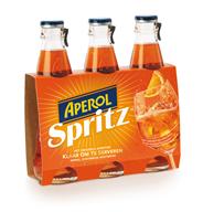 Aperol Spritz ready to serve 3 x 0,175 liter