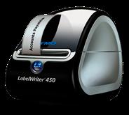 DYMO LabelWriter 450 600 x 300DPI labelprinter