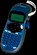 DYMO LetraTag LT-100H + Tape 160 x 160DPI labelprinter