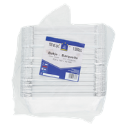 Horeca Select Aluminium bak 1 liter 100 stuks`