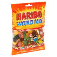 Haribo World mix 400 gram