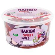 Haribo Sweet owls 150 stuks