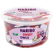 Haribo Sweet Owls 150 Pièces 1200 g