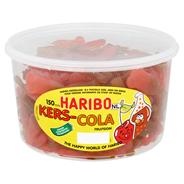 Haribo Kers-Cola 150 stuks