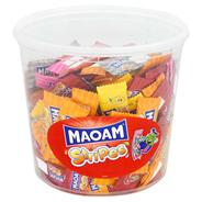 Maoam Stripes 150 stuks
