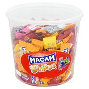 Maoam Stripes 150 stuks 1050 gram