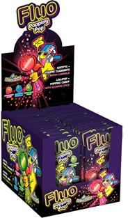 Funny Candy Popping pop 36 stuks