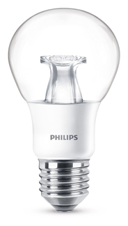 Philips LED lamp dimbaar 40W E27