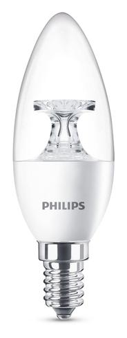 Philips LED kaarslamp helder 25W E14