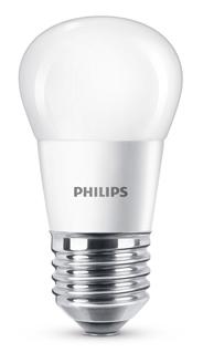 Philips LED kogellamp 40W E27