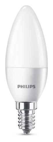 Philips LED kaarslamp 40W E14