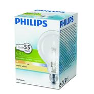 Philips Halogen Classic Halogeenlamp bol 42W E27 dimbaar